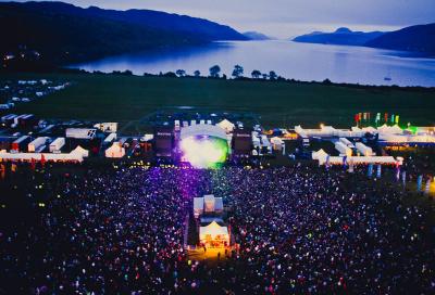LarMac LIVE event manages Rockness, LED Festivals