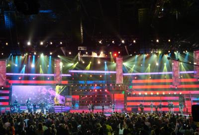 grandMA2 joins 12th Latin Grammy Awards