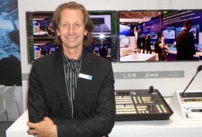 Lawo unveils new Ravenna mixing console