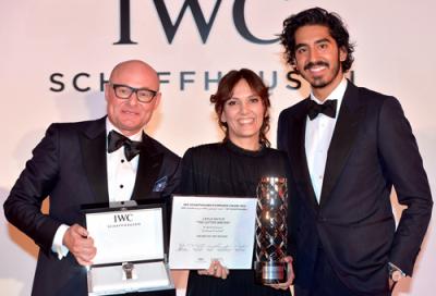 Layla Kaylif wins 4th IWC Filmmaker award at DIFF