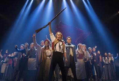 Sennheiser supports Les Miserables at Dubai Opera