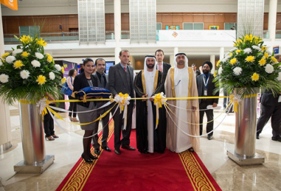Doors open for Light Middle East 2014