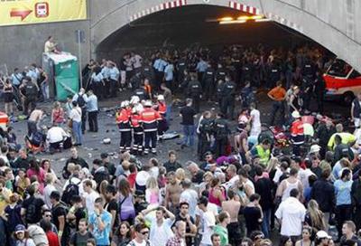 UPDATE: Stampede at German festival leaves 19 dead
