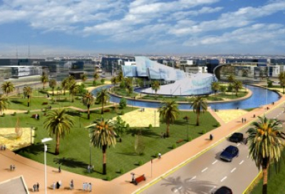 Middle East smart cities secured by AV technology