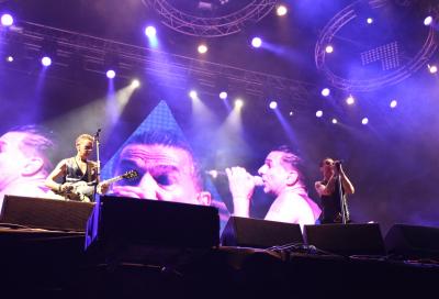 Depeche Mode close the curtain on Yasalam