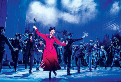 Mary Poppins the musical to debut at Dubai Opera