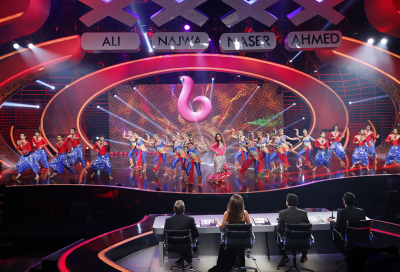 MBC Bollywood launches during Arabs Got Talent