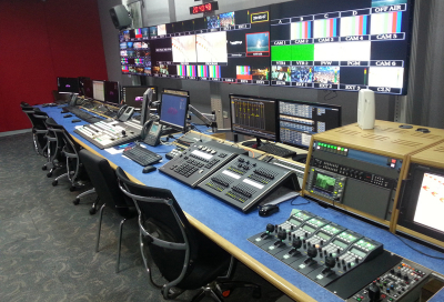 MGI builds new Cairo news facility for MBC