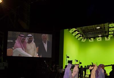 Sheikh Mohammed inaugurates new MBC/DSC studios
