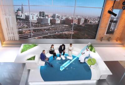 IN PICS: MBC's new studios