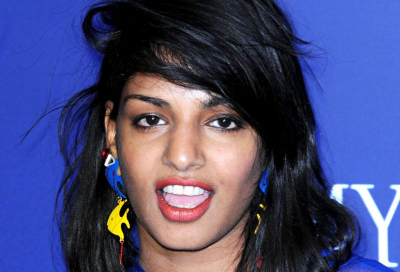 M.I.A set cut short due to safety fears