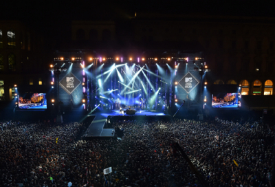 IN PICS: MTV EMAs 2015