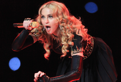 3,000 Madonna tickets unsold - Flash