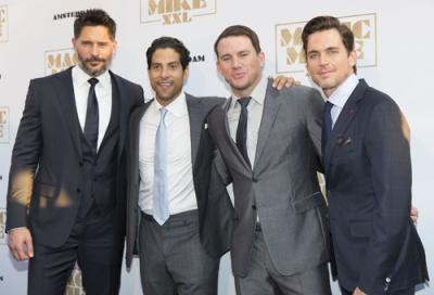 Magic Mike XXL banned for UAE cinemas
