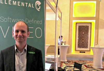 TVConnect MENA interview: Mark Horchler, Elemental