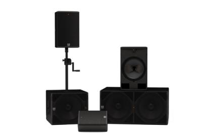 Martin Audio unveils CDD-LIVE! at Prolight + Sound