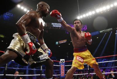 Pacquiao vs. Khan fight touted for Abu Dhabi