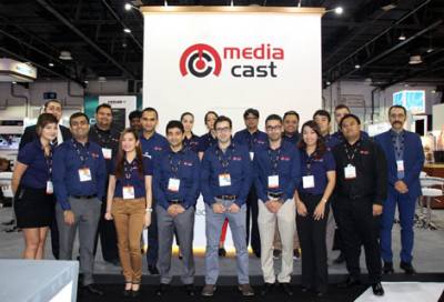 Cedar Audio appoints MediaCast as ME distributor