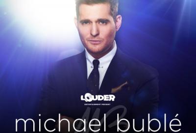 Michael Buble Dubai concert announced