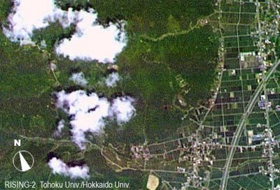 High precision microsatellite launched