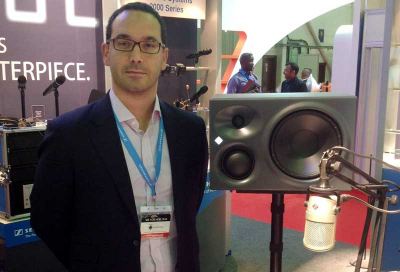Sennheiser promotes audio systems at Cabsat