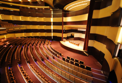 New Riyadh auditorium goes high-tech