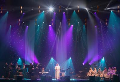 Delta Sound supplies du Forum for summer shows