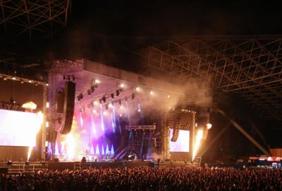 Motley Crue farewell tour arrives in Abu Dhabi