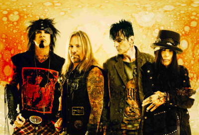 Motley Crue set to rock Abu Dhabi