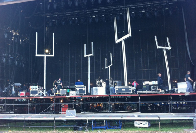 Brilliant Stages gets set for Muse