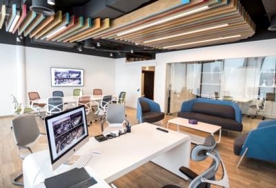 Ndigitec inaugurates tech lounge at d3
