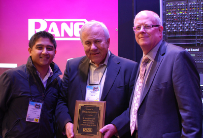 Rane awards Dubai-based pro audio distributor