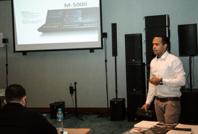 NMK wraps up Middle East roadshow