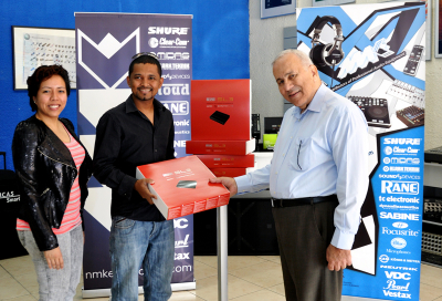 NMK endorses UDDJ with Rane DJ products