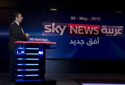 Sky News Arabia to go live today