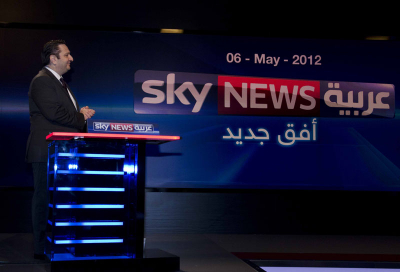 Sky News Arabia to go live today