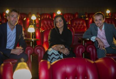 The Scene launches at Roxy Cinemas