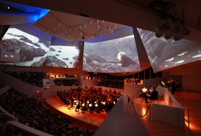 grandMA2 joins New World Symphony