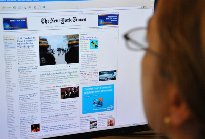 Telegraph to charge for digital content
