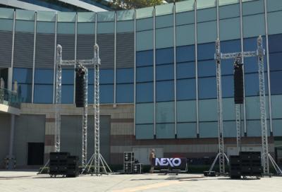 Nexo Soundcheck hits Dubai