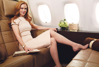 Etihad unveils Nicole Kidman in 360-degree VR film