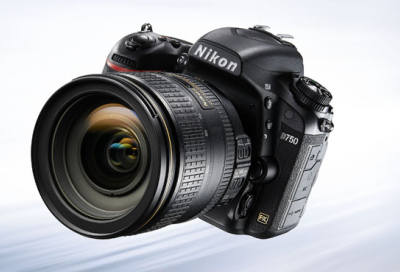 Nikon launches D750 at GITEX Shopper 2014