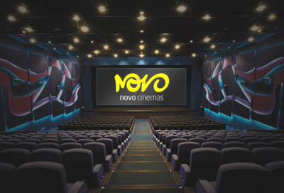 Novo Cinemas opens first IMAX in Bahrain