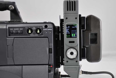 CABSAT: Integrated Microwave shows wireless camera