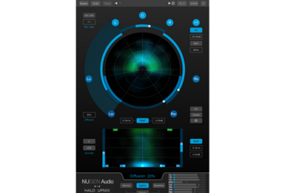 Nugen Audio to launch Halo Upmix 9.1 at NAB Show