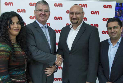 OSN seals exclusive deal with Gulf Film
