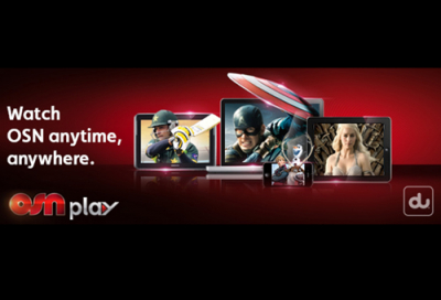 OSN Play now available to du TV customers