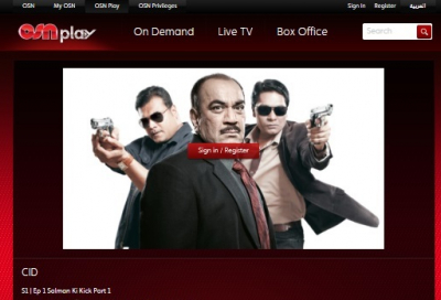OSN Play now features new OSN Pehla channels