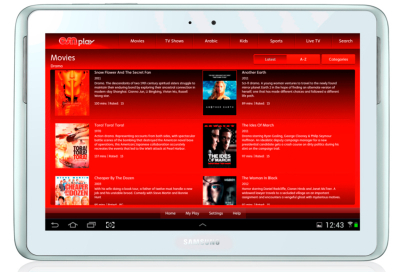 Samsung teams up with OSN Play