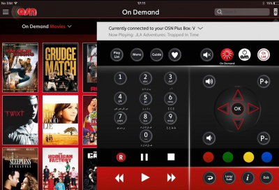 OSN launches TV app